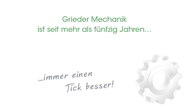 Grieder Mechanik AG